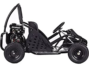 amazon go kart off road 79cc black sports outdoors Craigslist Go Karts ride on toys