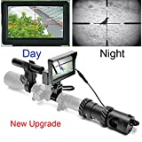 Best Night Vision Scopes - [UPGRADE] Digital Night Vision for Riflescope with CCD Review