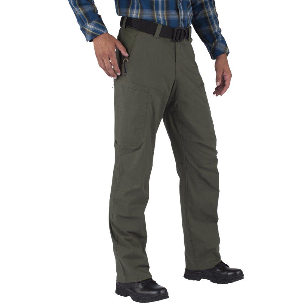 5.11 Men's Apex EDC Pants, TDU Green, 30W-34L