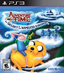Adventure Time: The Secret of the Nameless Kingdom - PlayStation 3