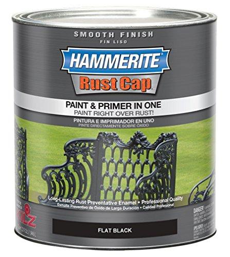 (Masterchem Industries 44235 Smooth Flat Paint, Black)