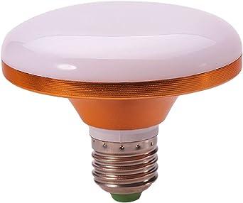 Othmro UFO LED Bulbs 12W 6000K-6500K Daylight E27 Base Garage Warehouse Garden Outdoor Light Bulbs
