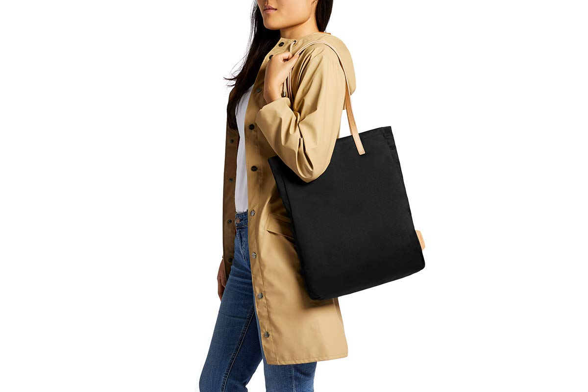 Bellroy Melbourne Tote (13 liters, 13'' Laptop, Personal Items) - Black by Bellroy (Image #6)