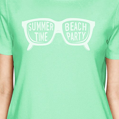Manches Unique Beach Taille Time shirt Party Summer Courtes 365 T Printing Femme 4wnqx0vpt1