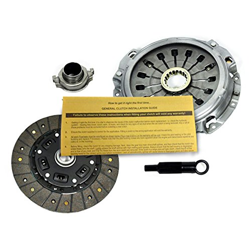 Eclipse Kit Clutch - EFT OE PERFORMANCE CLUTCH KIT FOR 2000-2005 MITSUBISHI ECLIPSE 3.0L V6