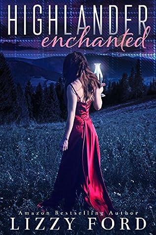 book cover of Highlander Enchanted