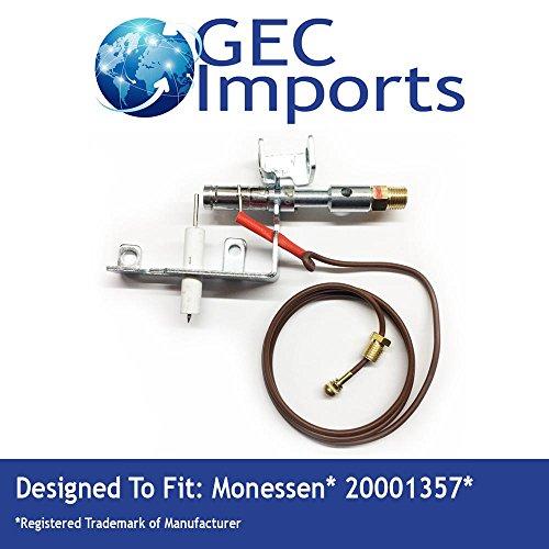 20001357 LP ODS Manual Gas Fireplace Pilot -