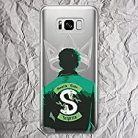 Jughead Jones Phone Case Riverdale Southside Serpents Jacket Shirt sweatshirt patch hoodie tshirt gifts print for Samsung Galaxy S9 S8 plus S7 S6 Edge Plus Note 8 5 4 Galaxy S5 cases Fandom Cover