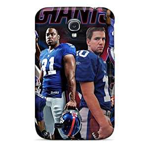 Slim Fit Tpu Protector Shock Absorbent Bumper New York Giants Case For Galaxy S4