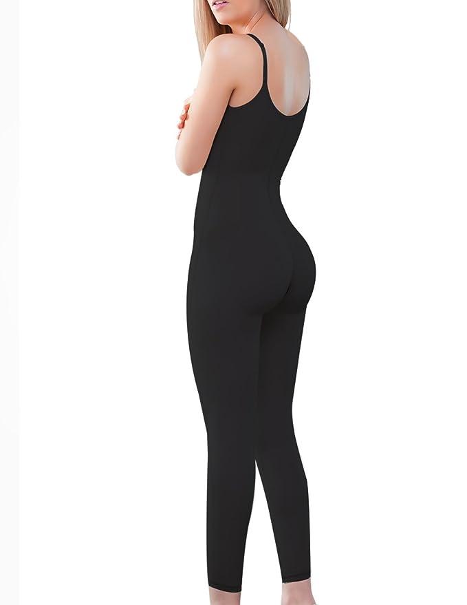 88c3a432bcc Vedette Shapewear 933 ANN Long Leg Body Shaper at Amazon Women's Clothing  store: