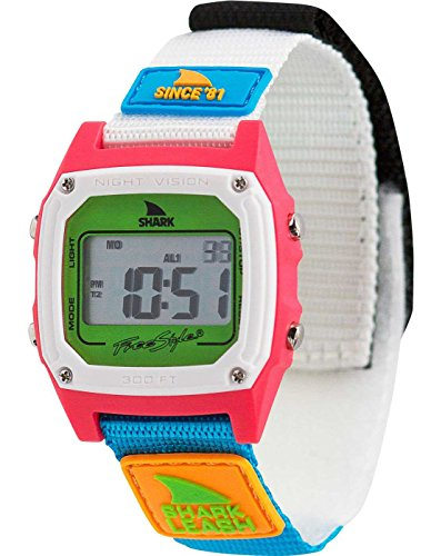 Freestyle Shark Classic Leash Since '81 Neon 2.0 Unisex Watch - Freestyle Watches