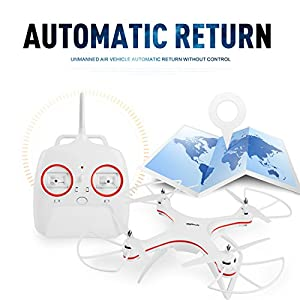 ZMZS Drone with Camera Gimbal Live Video 4K HD , Quadcopter, Auto Return to Home Function, Aerial Photography Beginner Drone from ZMZS