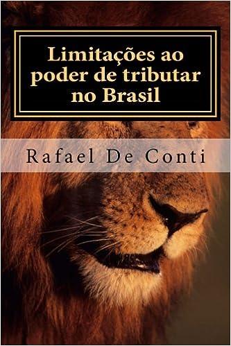 Amazon.com: Limitações ao poder de tributar no Brasil (Curso ...