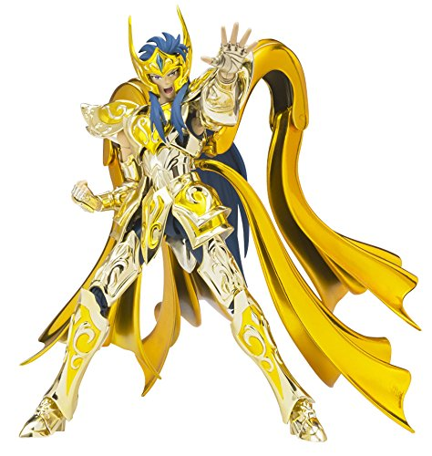 Bandai Tamashii Nations Myth EX Aquarius Camus God Cloth