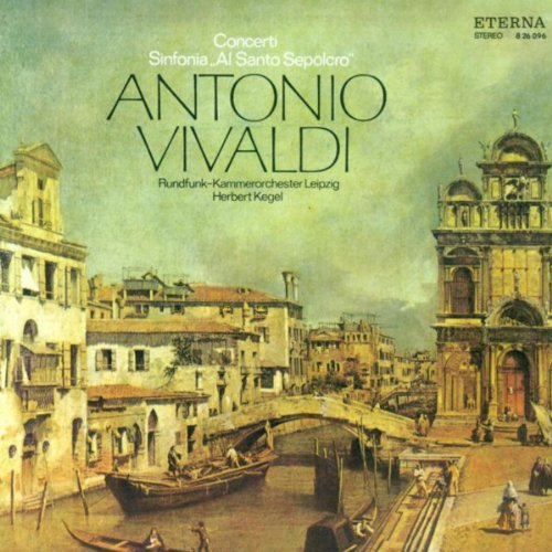 Vivaldi: Oboe Concerto RV 454, Sinfonia RV 112, Bassoon Concerto RV 497, Concerto RV 585, Flute Concerto RV 428, Sinfonia RV 169