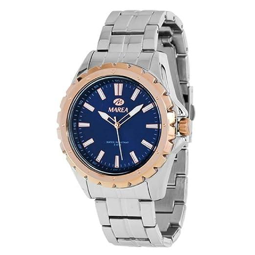 3b6b58bbefda Ref. B54057/3 Reloj Marea Caballero, caja y brazalete de acero ...