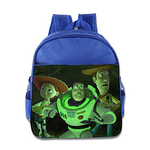 Toy Story Of Terror Kids School Bag RoyalBlue (Toy Story Girl Name)