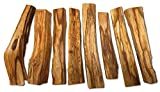 palo santo wood sticks - Natural Palo Santo Sticks - Large/XL Smudging kits - Authentic, Hand Cut & Sustainable with Free Warranty!!