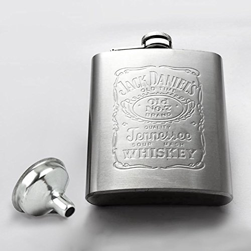 jack daniels flask for men - 7