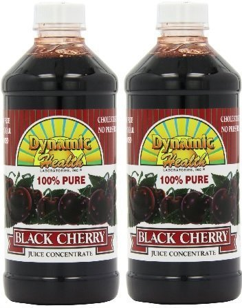 - Dynamic Health Concentrate, Black Cherry, 16-Ounce (Pack of 2)