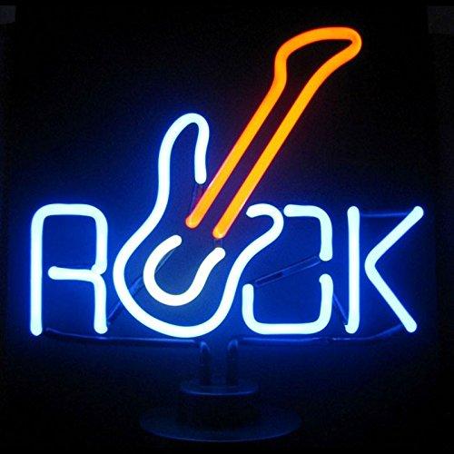 Neonetics 4ROCKX Rock Guitar Neon Sculpture, Model: 4ROCKX, Tools & Outdoor Store