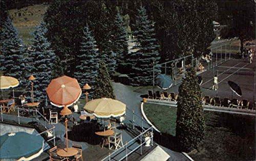 Sugar Maples Hotel, Maplecrest-In-The-Catskills Windham, New York NY Original Vintage Postcard