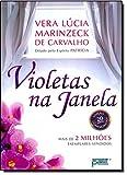 capa de Violetas na Janela