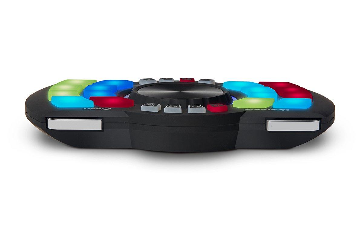 Numark Orbit | Wireless Handheld MIDI Controller with Motion Control & Built-In Accelerometer