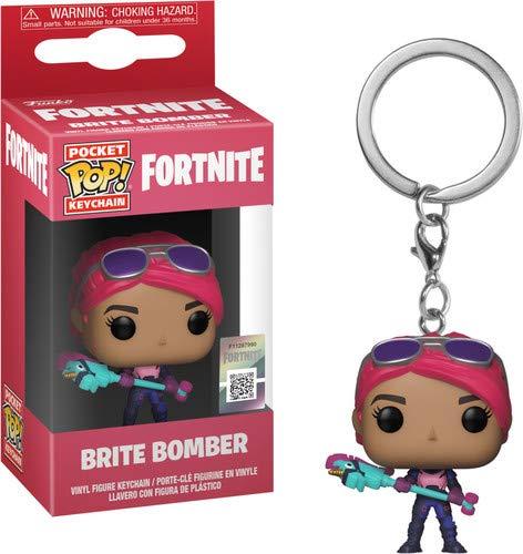 Funko 36969  Pop! Keychain: FortniteBrite Bomber, -