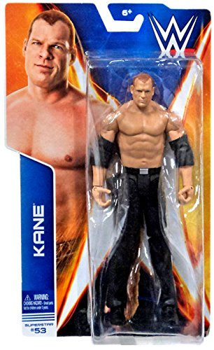 WWE Basic Figure Series Kane Figure – Superstar #53