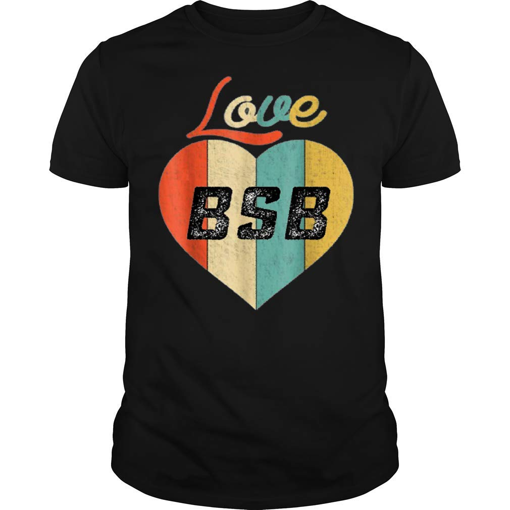 We All Love Backstreet Tshirt Bsb Shirt Backstreet Band Gift T Shirt