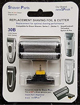 Reemplazo alternativo (compatible) de la cuchilla de afeitar ...