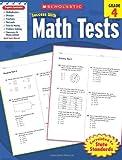 Math Tests, Scholastic, 0545200652