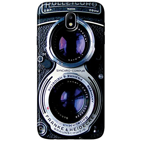 Capa Personalizada para Samsung Galaxy J7 Pro J730 - Câmera Fotográfica - TX56