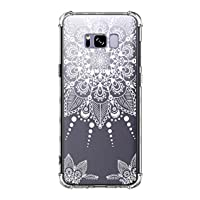 Galaxy S8 Case, CASY MALL Hybrid Slim Fit Hard Case Drop Protective Cover for Samsung Galaxy S8 2017 Release