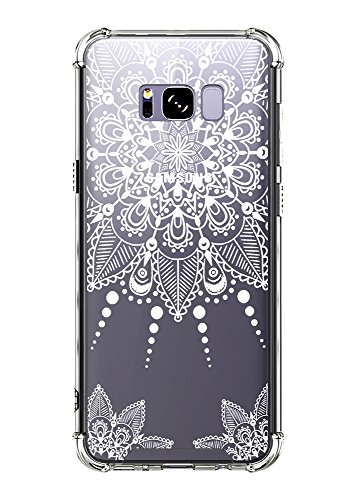 Galaxy S8 Plus Case, CASY MALL Hybrid Slim Fit Hard Case Drop Protective Cover for Samsung Galaxy S8 Plus 2017 Release