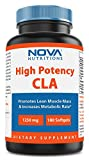 Cheap Nova Nutritions CLA 1250 mg 180 Softgels