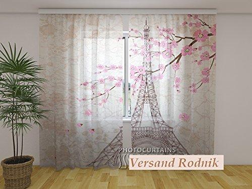 Amazon.de: 3D Gardinen Vorhänge bedruckt Art. 892 Gardine mit