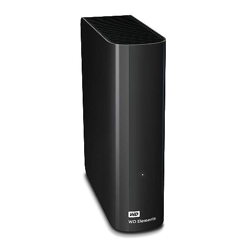WD Elements Desktop – Miglior protezione dei dati
