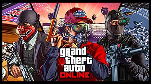 Get up to GTA$400,000 this month in GTA Online