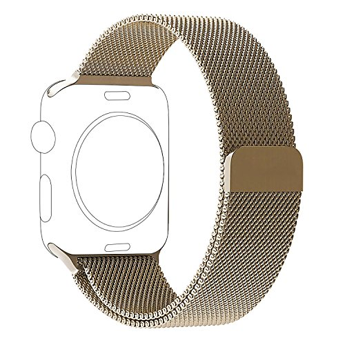 OROBAY Stainless Milanese Band Replacement Magnetic