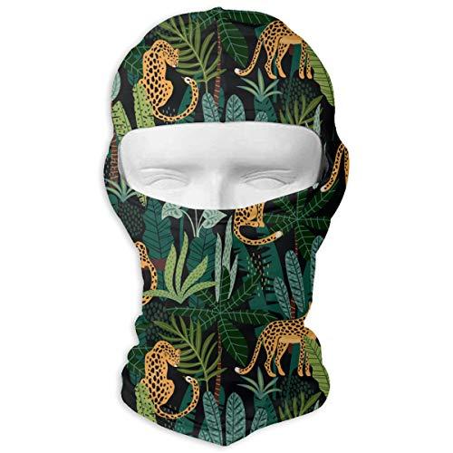 MASDUIH Neck Scarf Sunscreen Hats Ski Mask Golden Jaguar for sale  Delivered anywhere in USA