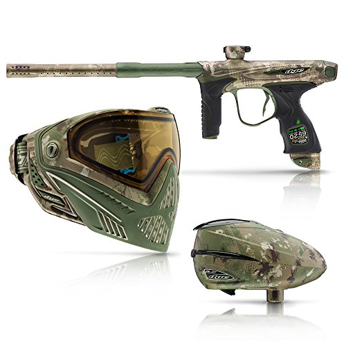 Dye Paintball Gun - 4