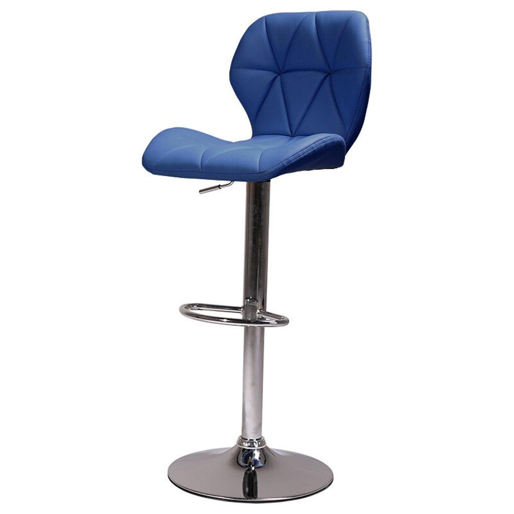 JCRNJSB® バースツール、リフト可能なバーチェア回転するスツールバースツール家庭用椅子 回転、シンプル (色 : #4) B07D9B2W4F#4