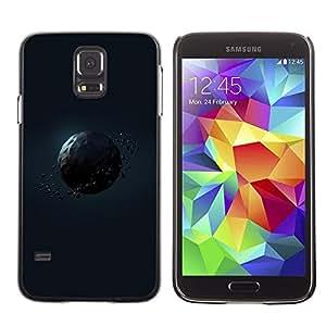 Be Good Phone Accessory // Dura Cáscara cubierta Protectora Caso Carcasa Funda de Protección para Samsung Galaxy S5 SM-G900 // Polygon Planet