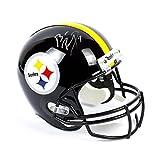 Ben Roethlisberger Pittsburgh Steelers Autographed Full Size NFL Helmet