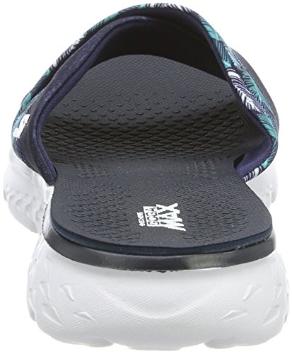 On the Skechers Donna Blu tropical go 400 nvy Flop Flip gaqnCTxRqw