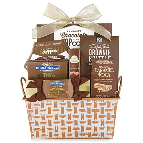Gourmet Chocolate Assortment Gift Basket by Milliard (Image #1)