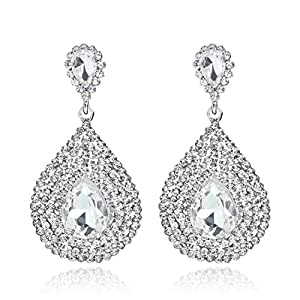 Zircon Crystal Earrings P0000356