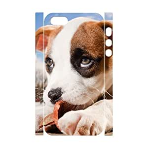 3D Bumper Plastic Customized Case Of Pit Bull Terrier Case For Iphone 6 plus Cover,6 plus
